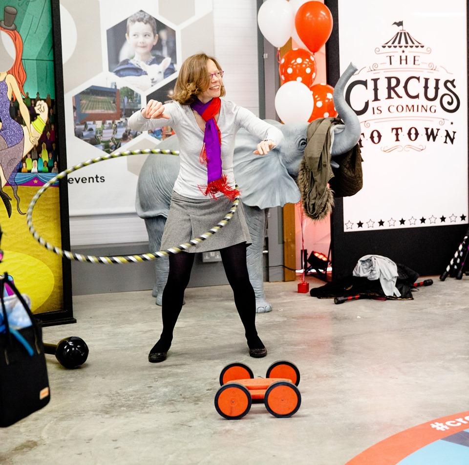 Circus Workhop