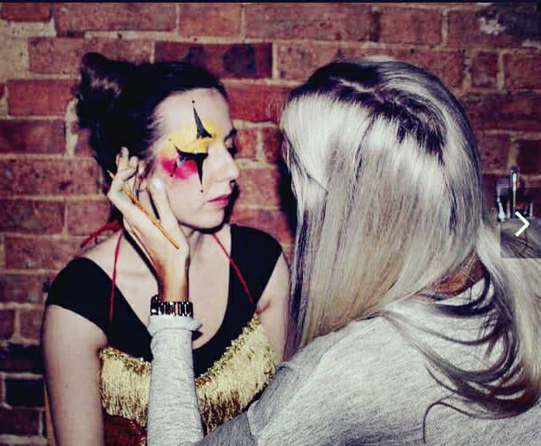 Circus Face Paints